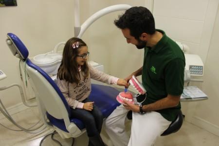 Consejos ante un traumatismo dental en un niño